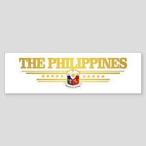 The Philippines Bumper Sticker