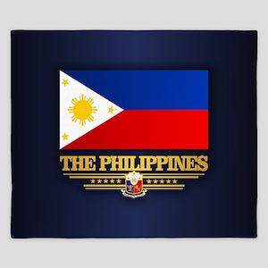 The Philippines King Duvet