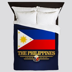 The Philippines Queen Duvet