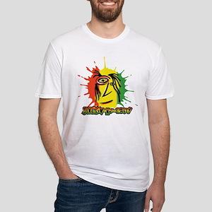 Reggae Face Splat 1 T-Shirt