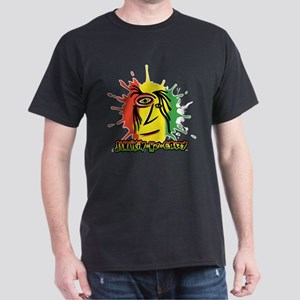 Reggae Face Splat 1 T-Shirt