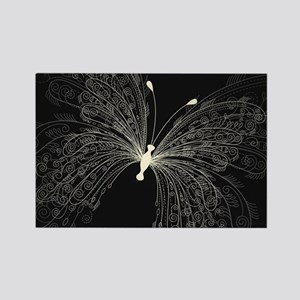 Elegant Butterfly Magnets
