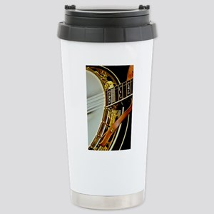 Banjo Stainless Steel Travel Mug