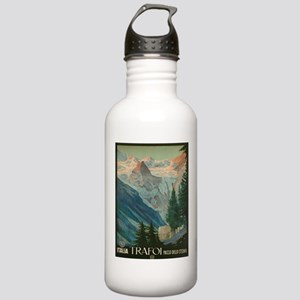 Vintage poster - Trafo Stainless Water Bottle 1.0L