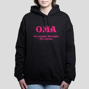 Oma Women's Hooded Sweatshirt