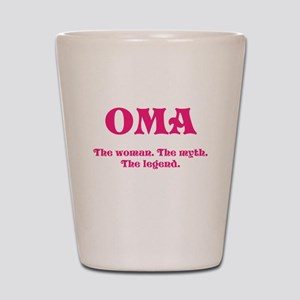 Oma Shot Glass