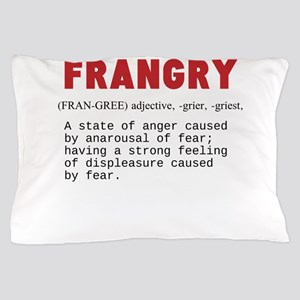FRANGRY Pillow Case