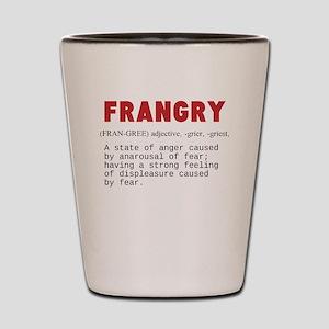 FRANGRY Shot Glass