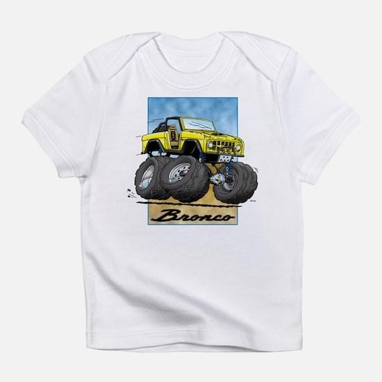Funny Bronco Infant T-Shirt