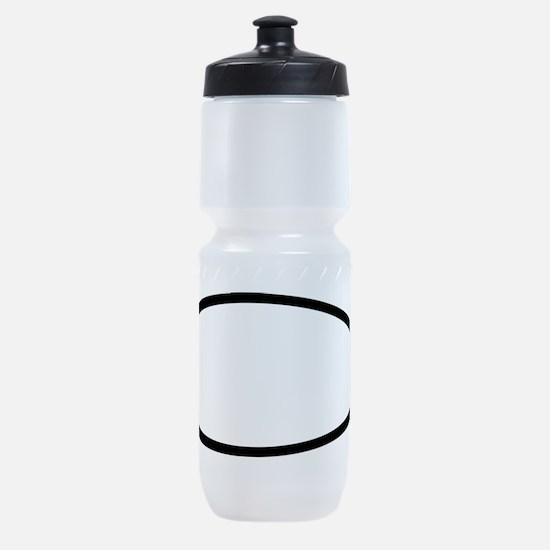 Christian Fish Sports Bottle