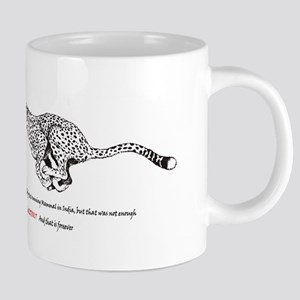 Tears Of the cheetah Mugs