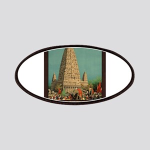 Vintage poster - India Patch