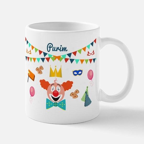 purim Mugs