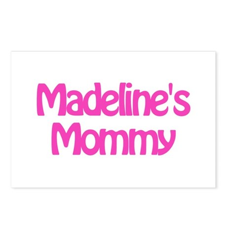 Madeline's Mommy Postcards (Package of 8)