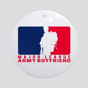 Major League BF - ARMY Ornament (Round)