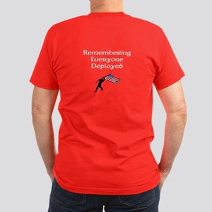 Remembering Everyone Deployed (r.e.d.) T-Shirt