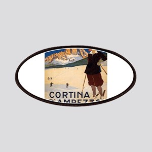 Vintage poster - Cortina d'Amprezzo Patch