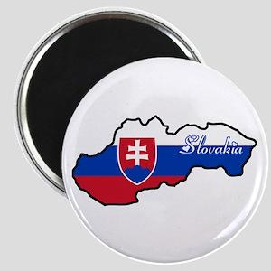 Cool Slovakia Magnet