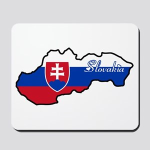 Cool Slovakia Mousepad