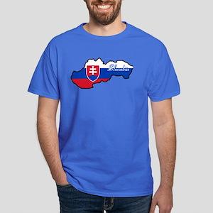 Cool Slovakia Dark T-Shirt