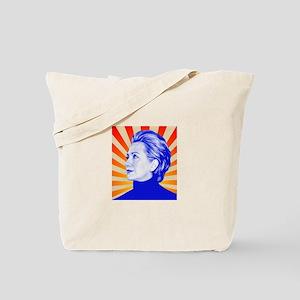 Hillary Clinton Tote Bag