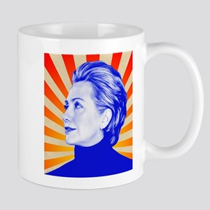 Hillary Clinton Mugs