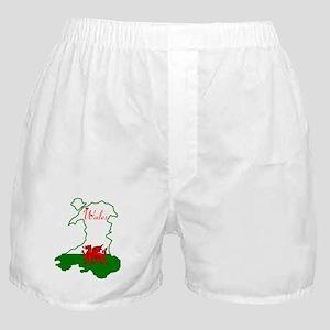 Cool Wales Boxer Shorts