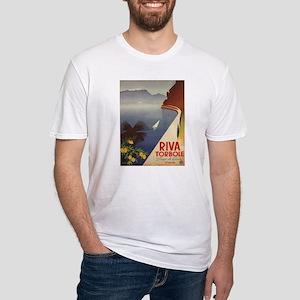 Vintage poster - Riva Torbole T-Shirt