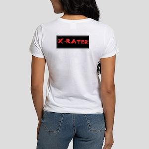 Xrated Women's T-Sh