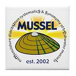 MUSSELp Tile Coaster