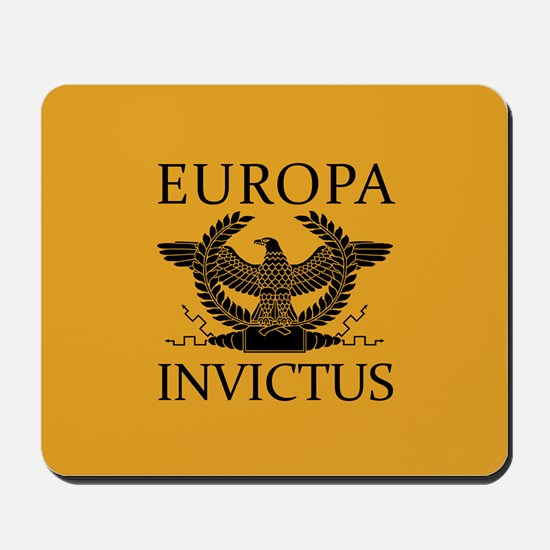 Europa Invictus Mousepad