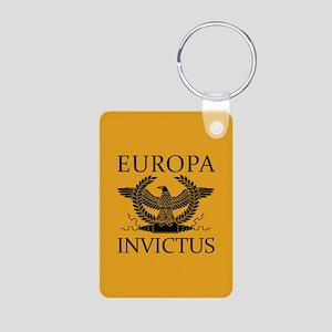 Europa Invictus Keychains