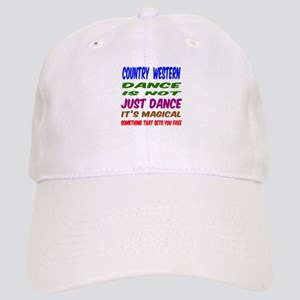 Country Western dance is not just dance Cap