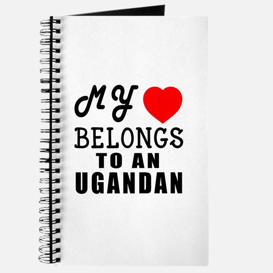 I Love Ugandan Journal