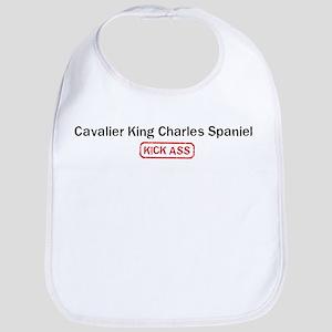 Cavalier King Charles Spaniel Bib