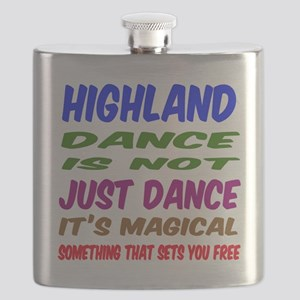 Highland dance is not just dance Flask
