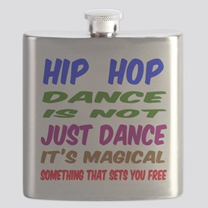 Hip Hop dance is not just dance Flask