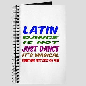 Latin dance is not just dance Journal