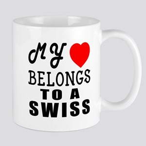 I Love Swiss Mug