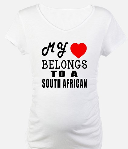 I Love South African Shirt