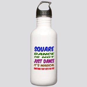 Square dance is not ju Stainless Water Bottle 1.0L