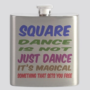 Square dance is not just dance Flask