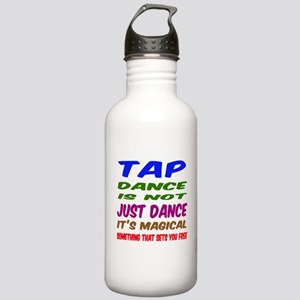 Tap dance is not just Stainless Water Bottle 1.0L
