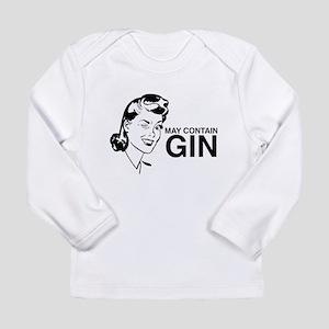 May contain gin Long Sleeve T-Shirt