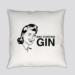May contain gin Everyday Pillow