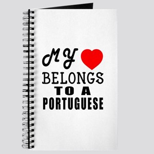 I Love Portuguese Journal