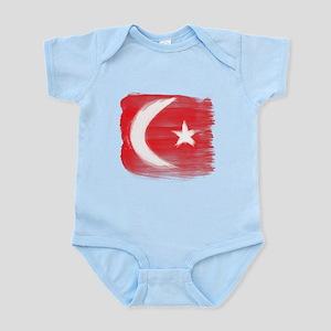 Turkey Flag Istanbul Turk Body Suit