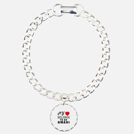 I Love Omani Bracelet