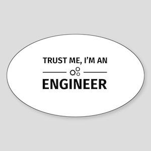 Trust me I'm an Engineer Sticker