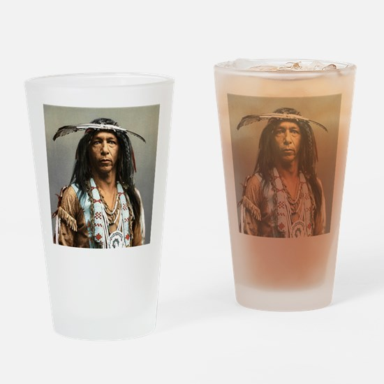 Unique Indian Drinking Glass